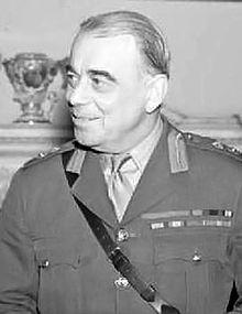 Гастингс Исмей, первый Генеральный секретарь НАТО