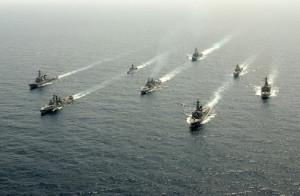 Корабли НАТО завершили учения «Джойнт уорриор 15-1»