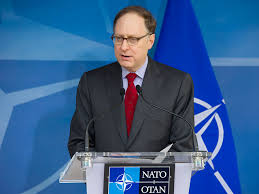 Заявление Вершбоу на киевском форуме по безопасности