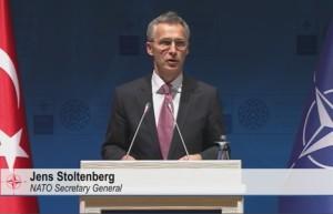Вступительное слово генсека НАТО на итоговой пресс-конференции в Анталье, Турция