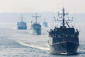 Противолодочные учения «Быстрый Мангуст» начались у норвежского побережья