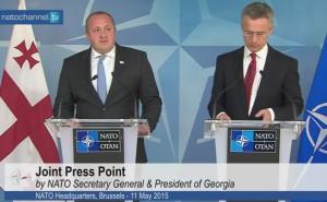 Генсек НАТО приветствует укрепление партнерства с Грузией