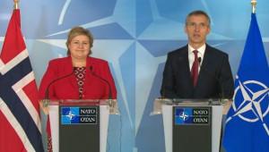 Генеральный секретарь поблагодарил Норвегию за сотрудничество с НАТО
