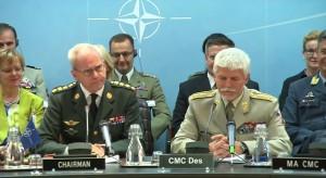 Смена генералов в НАТО