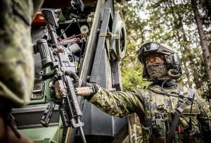 Впервые развернуты Ударные силы НАТО, учения Благородный прыжок в действии