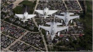 НАТО сократит количество патрульных самолетов