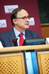 Выступление А. Вершбоу на конференции «НАТО и новый виток кризиса»