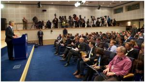 Пресс-конференция Столтенберга по итогам встречи Североатлантического Совета НАТО