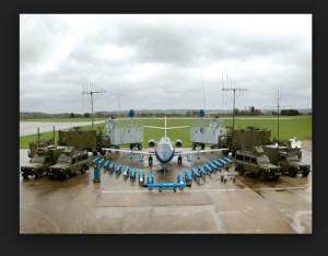 РЭБ НАТО в учениях Trident Juncture 2015