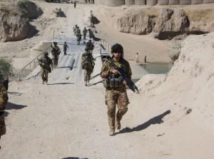 Войска, принимающие участие в учениях НАТО