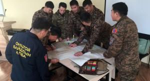 Новое поколение монгольских преподавателей военных вузов