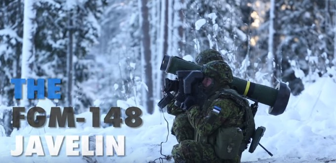 javelin in estonia