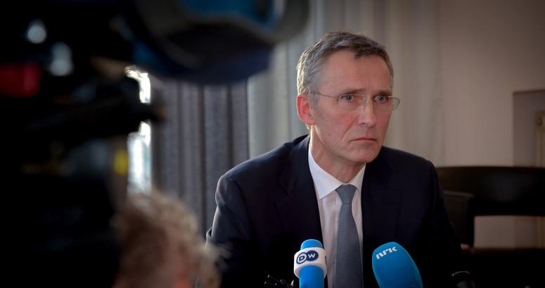 Заявление для прессы генсека НАТО Столтенберга после встречи с министром Лавровым