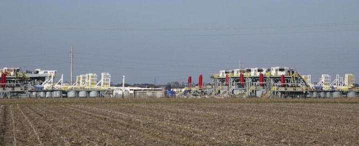 добыча нефти в техасе