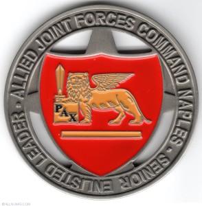 Командование объединенных союзных сил в Неаполе