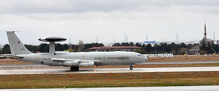 НАТО усиливает меры по поддержке Турции