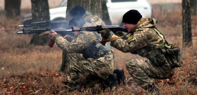 сержантский корпус Украины и НАТО