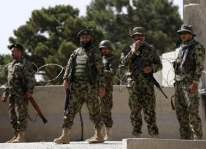 НАТО продолжит поддерживать армию Афганистана