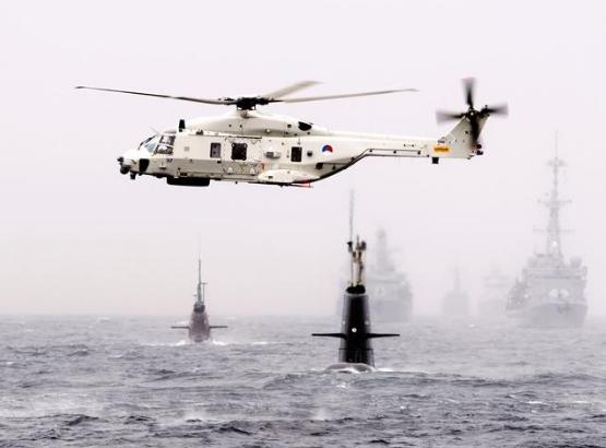 НАТО начинает противолодочные учения в Норвежском море