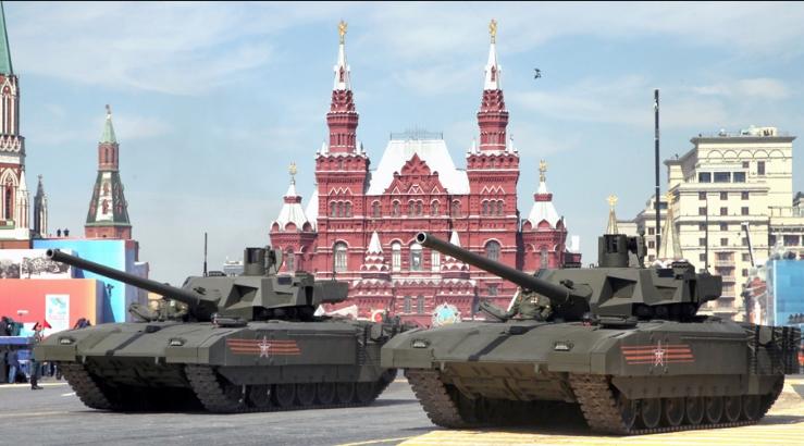 Хватит ли у России средств на свои военные амбиции?