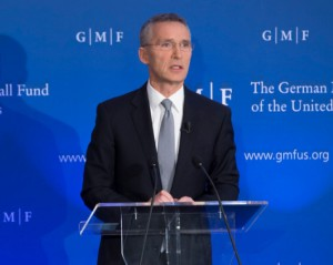 Пресс-конференция генсека НАТО после заседания Совета Россия-НАТО