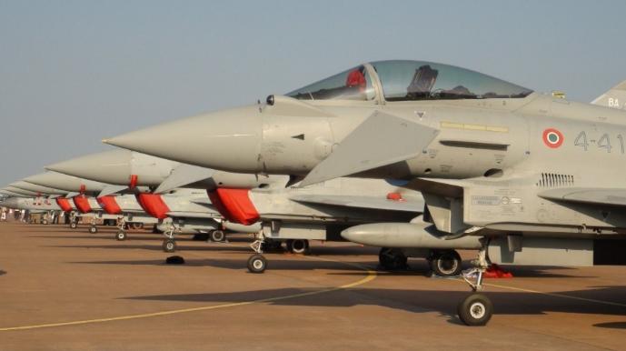Италия обеспечила воздушную миссию НАТО в Исландии