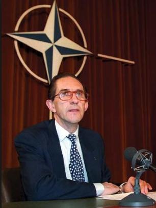 Вилли Клас, 8 генеральный секретарь нато