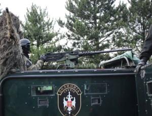 НАТО оценило сербских военных