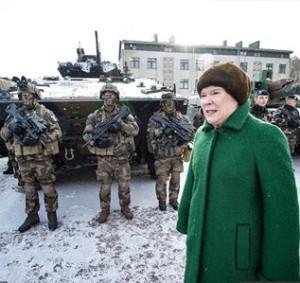 Заместитель генсека НАТО посетил Литву