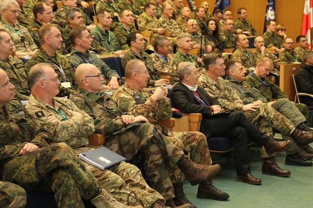 Учения НАТО Brilliant Joust 2018 в Польше