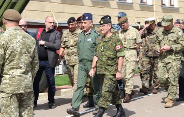 Военный комитет НАТО провел заседание во Львове