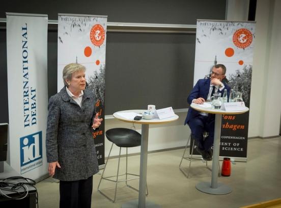 Заместитель генерального секретаря НАТО посетил Данию