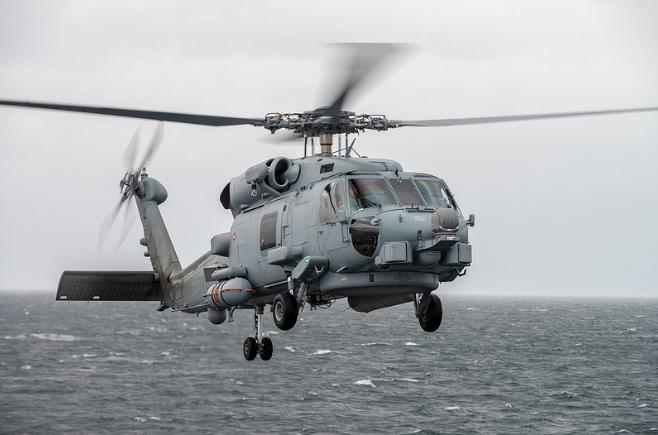 вертолет нато