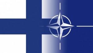 нато и финляндия флаги