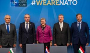 Новый учебный центр НАТО в Хорватии