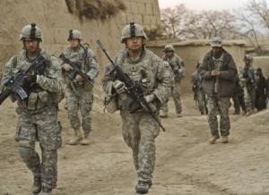Военнослужащие США погибли в Афганистане