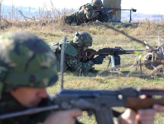 фото румынских солдат