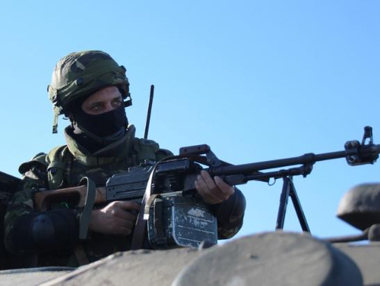 солдат нато из румынии
