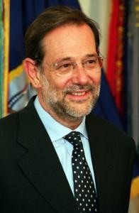 Хавьера Солана, девятый генеральный секретарь НАТО