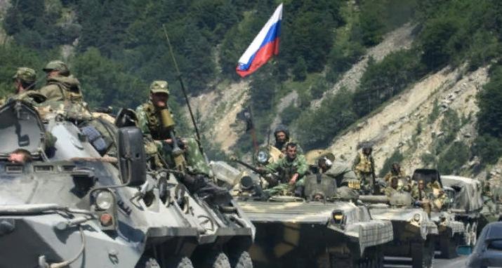 российские войска в Грузии (2008)