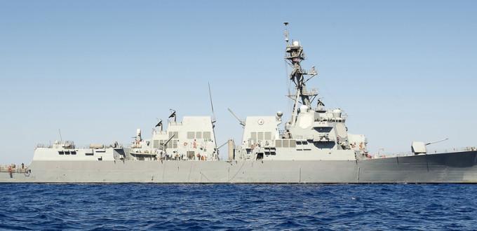 корабль НАТО DDG107