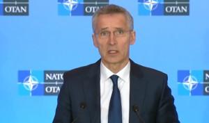 В НАТО решили усилить безопасность в Черноморском регионе, пресс-конференция