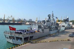 Учения НАТО Sea Shield в Черном море