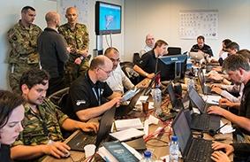 Кибер учения НАТО Locked Shields 2019