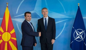Северная Македония и НАТО — взаимоотношения, рамки сотрудничества