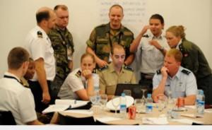 НАТО и резервисты