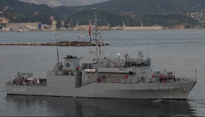 Корабли НАТО патрулируют Черное море