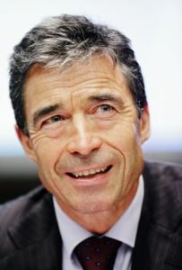 Андерс Фог Расмуссен двенадцатый генеральный секретарь НАТО