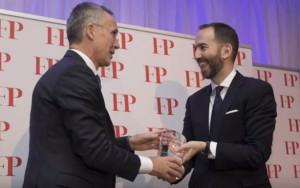 Выступление генерального секретаря НАТО на награждении премией «Дипломат года» (журнал Foreign Policy)