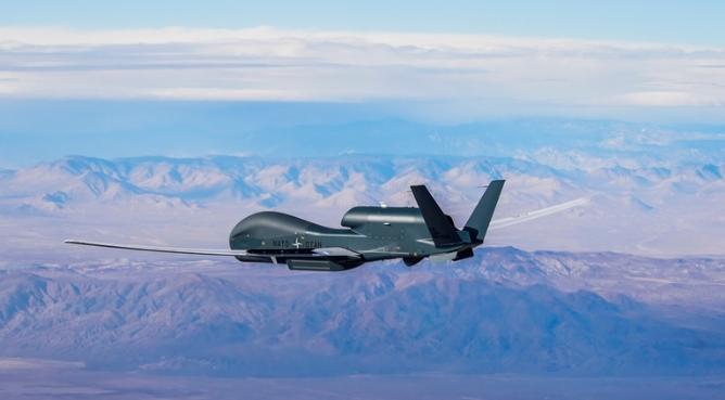 НАТО укомплектовало флот беспилотников-разведчиков